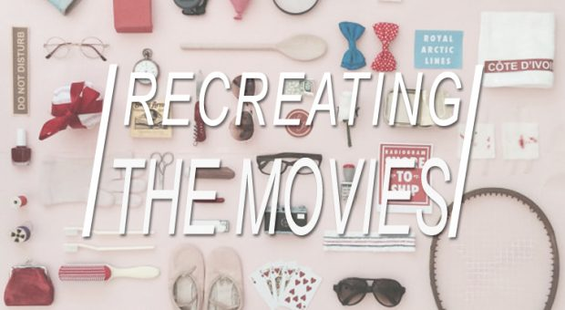 movieflatlay