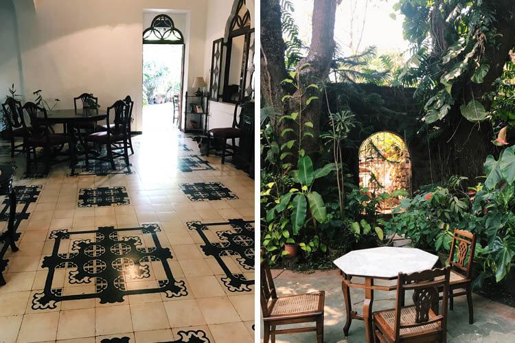 Marbella Guest House, Sinquerim, Goa, India