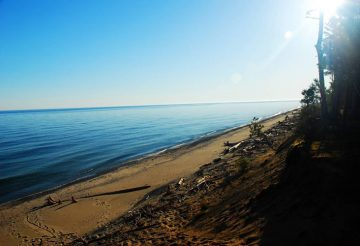 Lake Superior Log Run